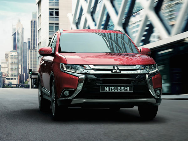 Mitsubishi Outlander Imported To India For Homologation — Launch Imminent?