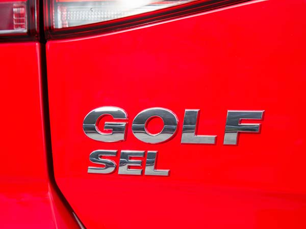 Volkswagen To Reduce Number Of Golf Variants