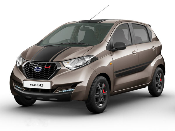 Datsun redi-GO SPORT Production Increased Due To High ...