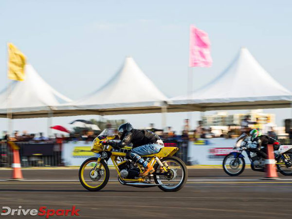2016 India Speed Week Announced