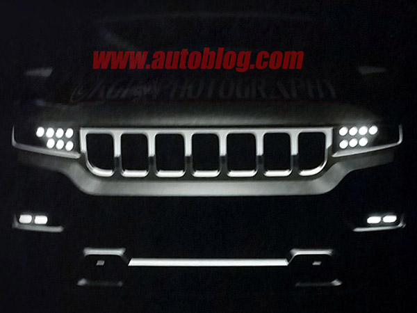 2019 Jeep Grand Wagoneer Images Leaked — It Looks Like It's On Supplements