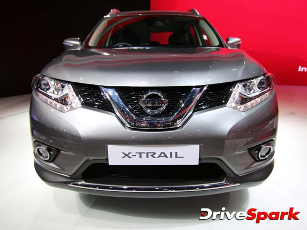 nissan new car release in indiaNissan XTrail Hybrid India Launch Slated For Early 2017  DriveSpark
