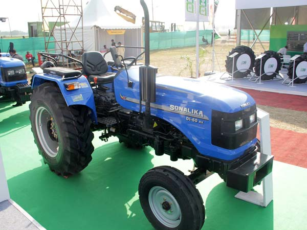 Sonalika Looking To Revolutionize Indian Farming With RX Series Tractors
