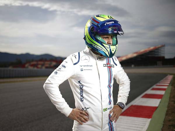 Felipe Massa Signs Up For January's Race Of Champions; Shows No Signs Of Fatigue