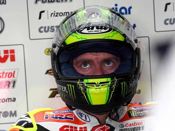 Cal Crutchlow Won't Ask For More Honda Support In 2017