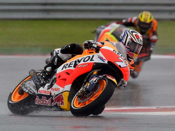Motogp Malaysia: Battle Of The Satellite Hondas — Miller Leads Crutchlow