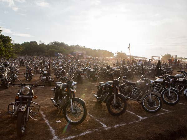 Royal Enfield 2016 Rider Mania Dates & Activities Announced