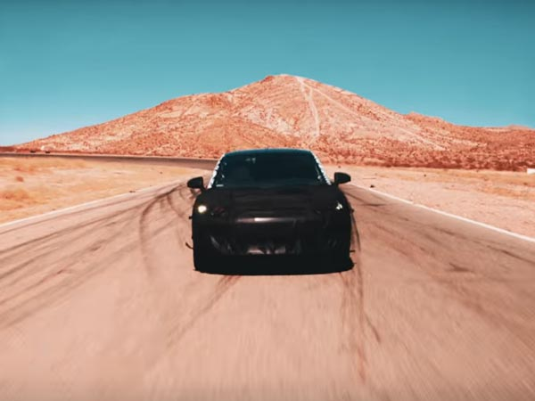 Faraday Future Teases Crossover SUV For CES 2017