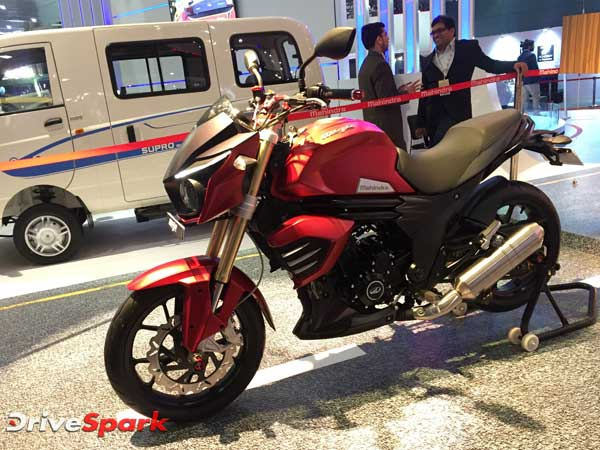 Four New Variants Of Mahindra Mojo To Be Launched In India Soon