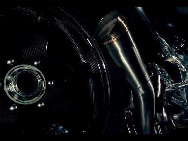 Norton Teases V4 Superbike Ahead Of Unveiling