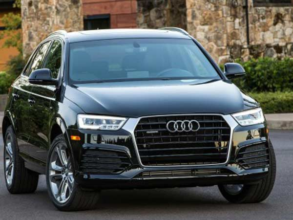Audi Q3 Stolen During Test Drive By Conman Posing As A
