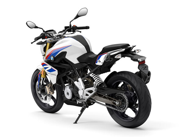 BMW Motorrad Might Launch A 125cc Bike After G 310R