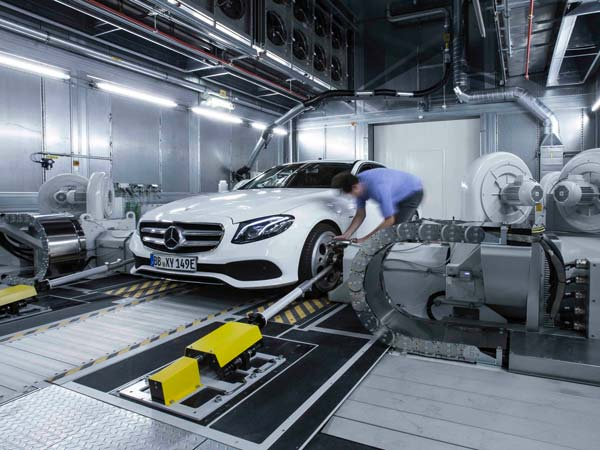 2017 Mercedes S-Class To Get 4 New Engines