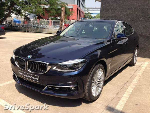 BMW 3 Series GT Launched In India; Prices Start At Rs. 43.30 Lakh