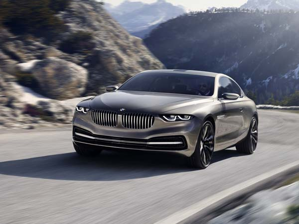 The Return Of The BMW 8 Series In 2018
