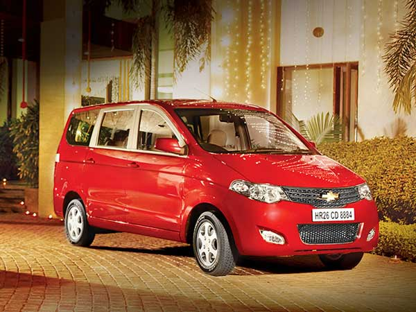 Chevrolet Enjoy Witnesses Huge Price Slash All Of A Sudden