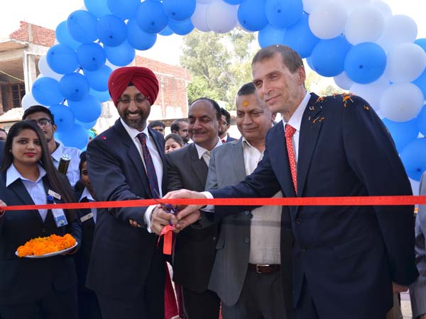 Chevrolet Inaugurates Its 17th Sales & Service Outlet In Haryana
