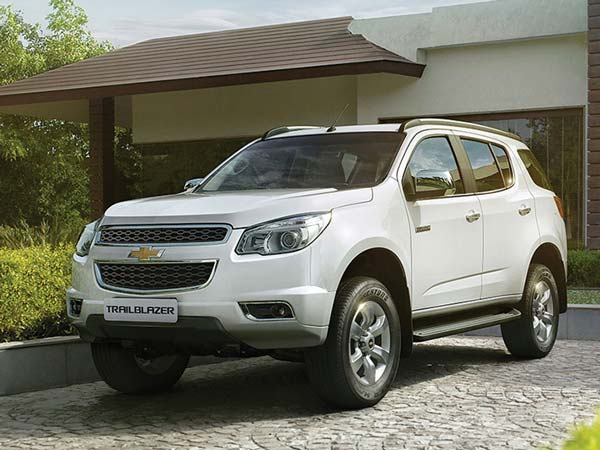 Chevrolet Trailblazer Witnesses Huge Price Cut In India During Festive Season