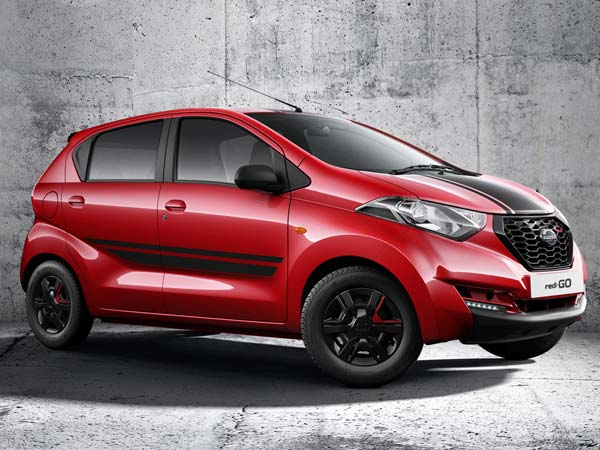 Datsun Increases Production Of redi-GO SPORT Model