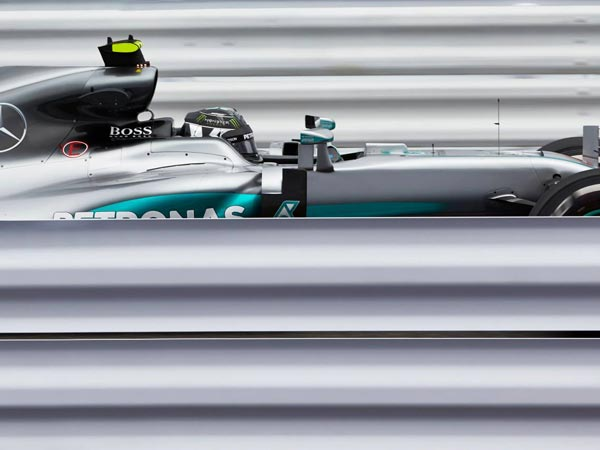 Formula 1 United States GP: Rosberg Fastest In FP2, Followed By Ricciardo