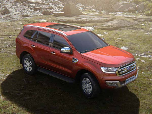 ford endeavour discontinued