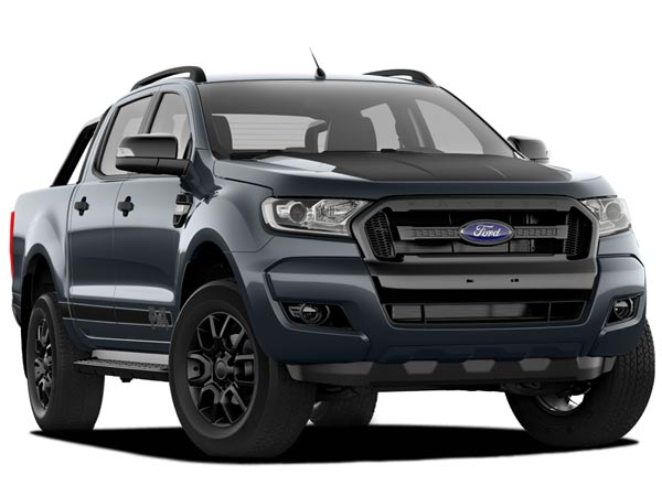 special edition ford ranger fx4 pickup revealed for philippines drivespark. Black Bedroom Furniture Sets. Home Design Ideas