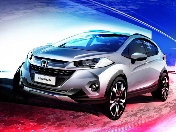 2017 Honda WR-V — To Be Launched In India In March Next Year
