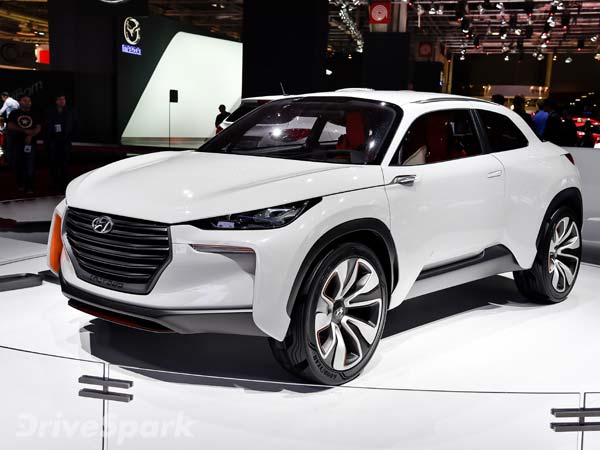 hyundai suv spied testing in europe drivespark news. Black Bedroom Furniture Sets. Home Design Ideas