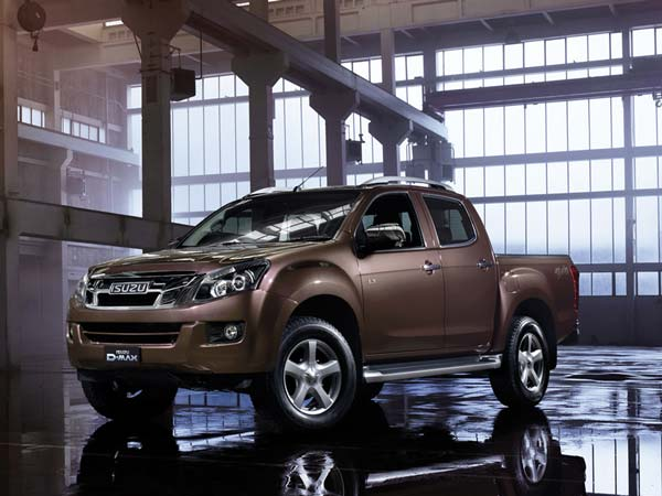 Isuzu Recalls D-Max V-Cross In India To Fix ECU