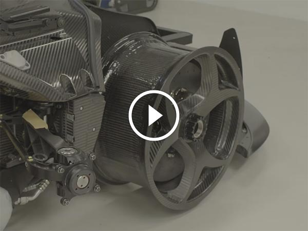 Here's A Sneak Peek Into How The Koenigsegg Regera's Carbon Fibre Wheels Are Made