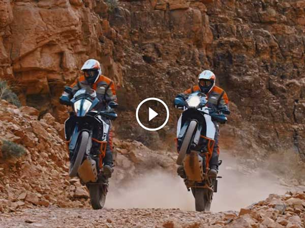 KTM 1090 & 1290 Take On An Extreme Off-Road Adventure