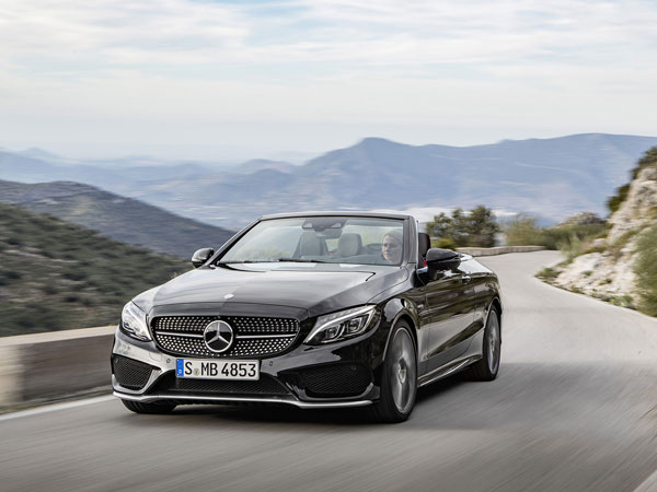 Mercedes-Benz Might Launch C 300 Cabriolet In India Soon