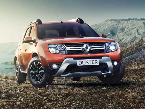 All-New Renault Duster Coming To Indian Market By 2019