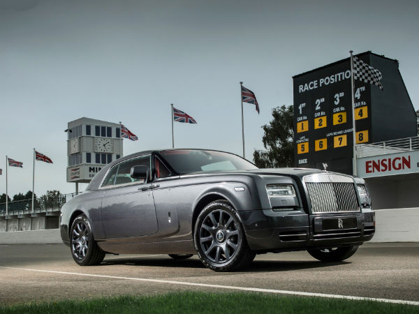 Rolls-Royce To End Phantom Production By December 31, 2016