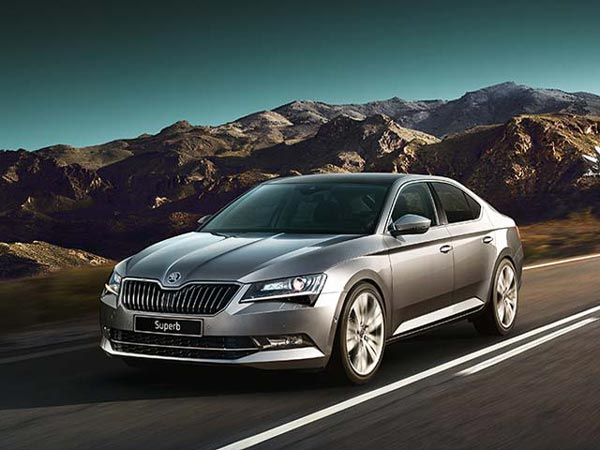 Skoda Celebrates 15th Anniversary Of The Superb