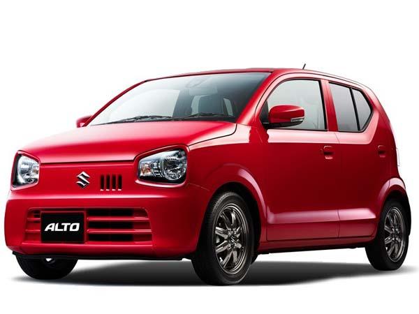 Suzuki To Bring Alto 660cc To Pakistan
