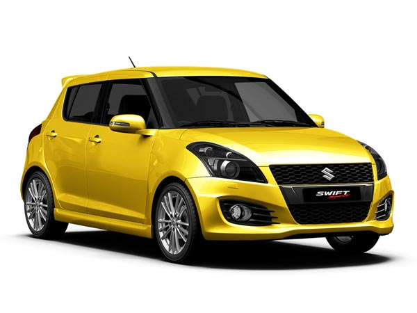 Maruti Suzuki Likely To Launch Swift Sport In India
