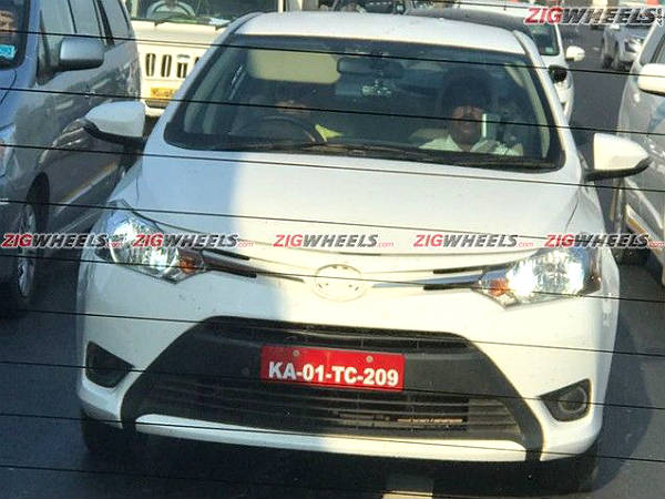 Toyota Vios Spied Testing — Sheds All Its Camouflage