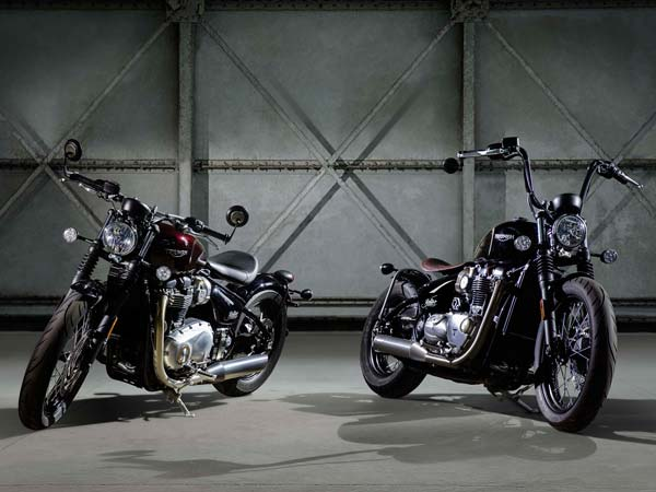 Triumph Reveals The Bonneville Bobber Coming To India Soon