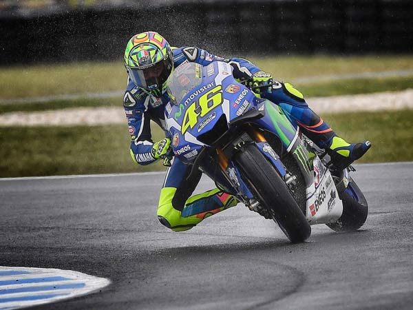 Australian MotoGP — Valentino Rossi Demoted To 20th Position In Free Practise Session