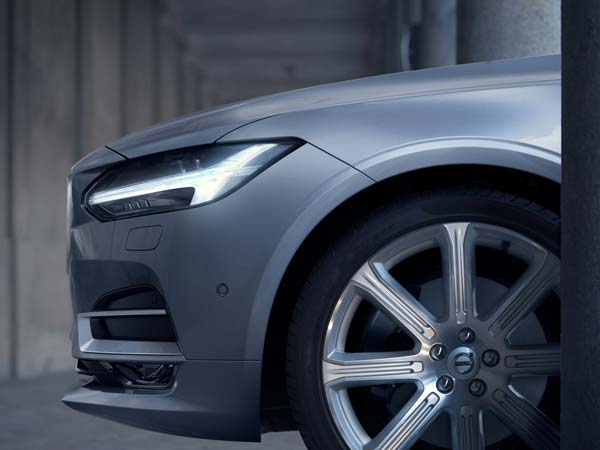Volvo To Launch S90 In India On November 4th