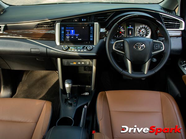 Toyota Innova Crysta Leads The Race For The Company India