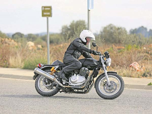 Royal Enfield Continental GT 750CC To Be Launched In 2017