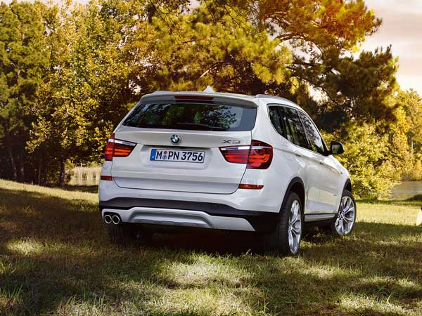 BMW To Launch Petrol Powered X3 & X5 In India