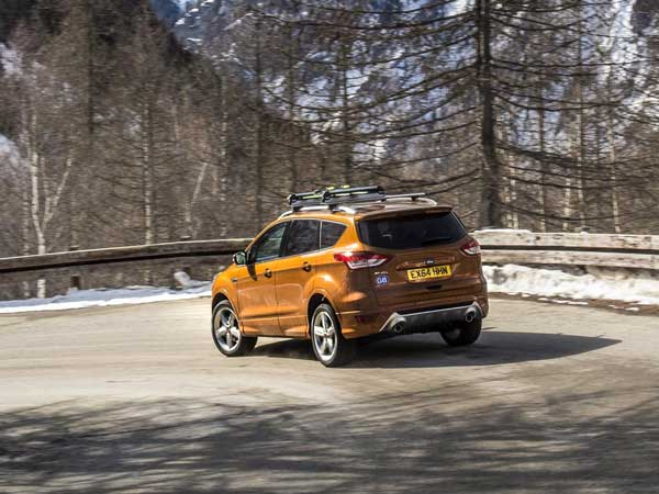 2017 Ford EcoSport Facelift Could Feature Four-Wheel Drive System