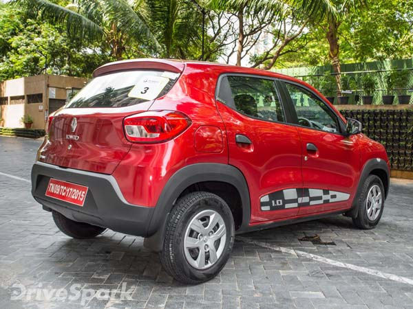 Bookings Start For Renault Kwid AMT