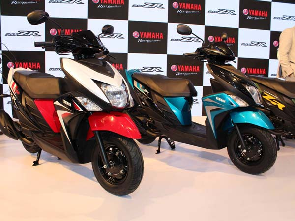 Yamaha Achieves 1,00,000 Sales Figure In India