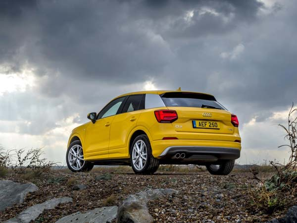 Audi Q2 Goes On Sale In UK On Nov. 12; Pricing & Options Revealed