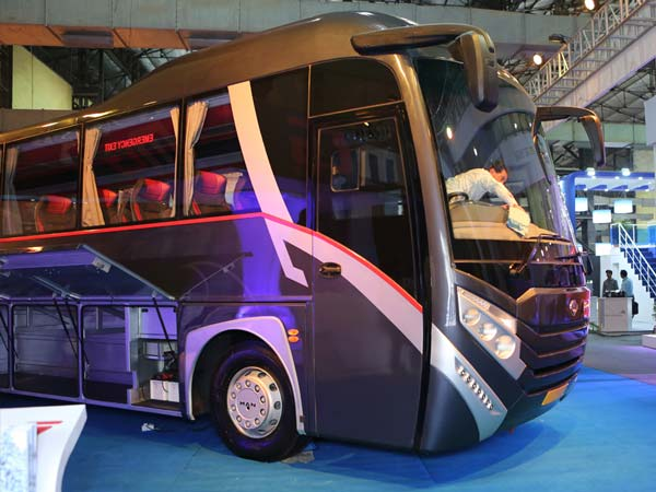 MG Group To Launch Luxury Mammoth Bus In India