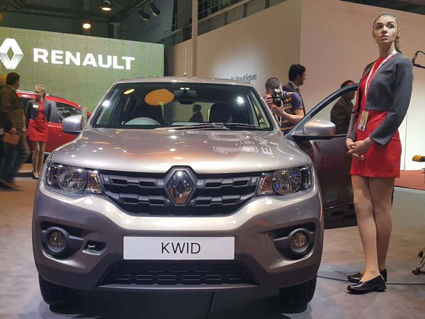 Rumour: Renault Kwid AMT Model Prices To Start From Rs 4.29 Lakh